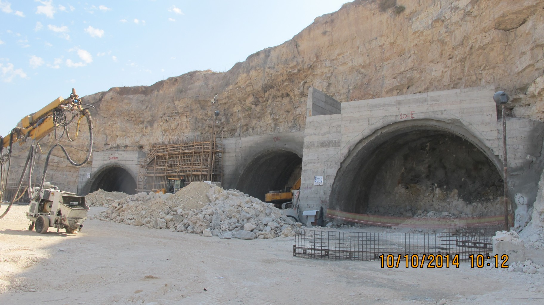 Tunneling Works